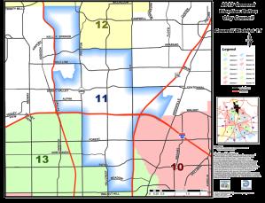 Dallas City Council District 11