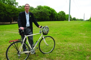 Lee Kleinman on the Future Alignment of the Northaven Trail